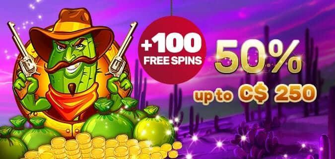50% Friday Reload Bonus
