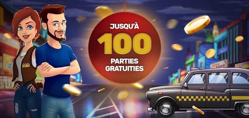 Bonus de Tours Gratuits